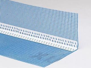 Πλαστικό γωνιόκρανο με πλέγμα