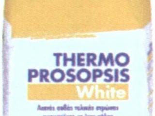 THERMOPROSOPSIS white